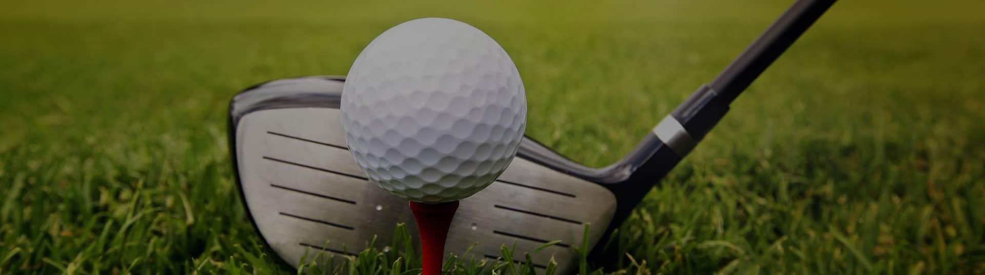 Filet sur mesure parcours golf
