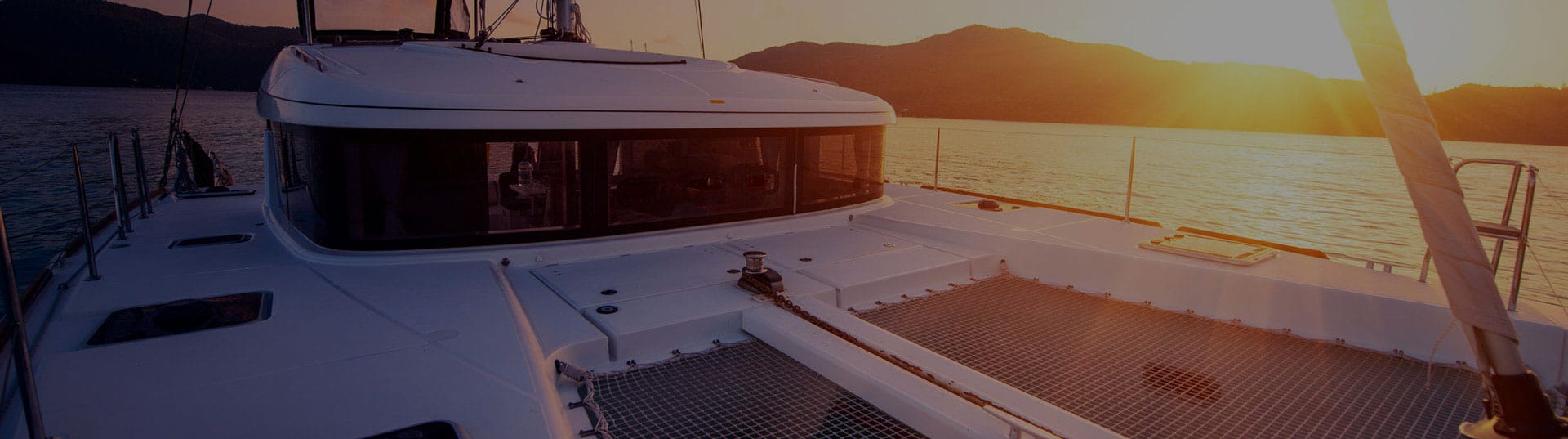Tailored catamaran multihulls net