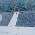 réalisation filet catamaran