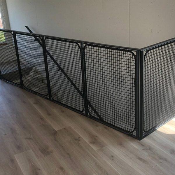 filet habitation interieur escalier