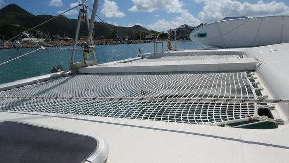 filet pour catamaran