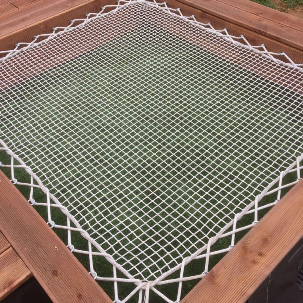 les bons matériaux pour votre filet habitation extérieur terrasse